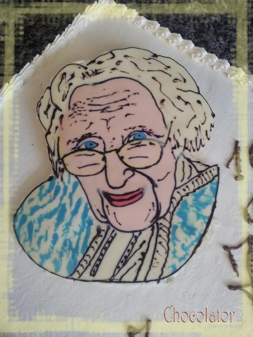 Yvonne 100 ans