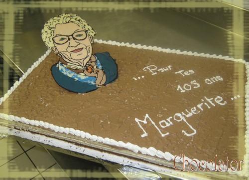 105 ans de Marguerite
