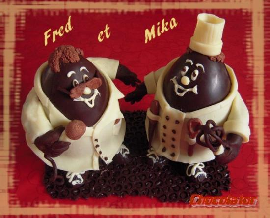 Fred et Mika