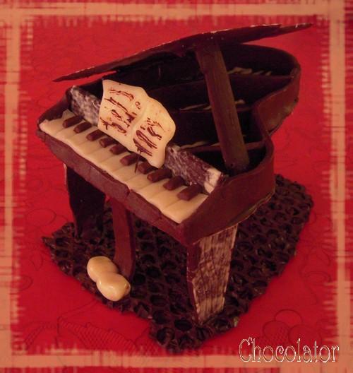 piano choc