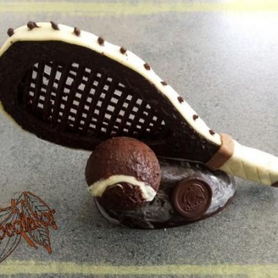 Tennis anniv mickael