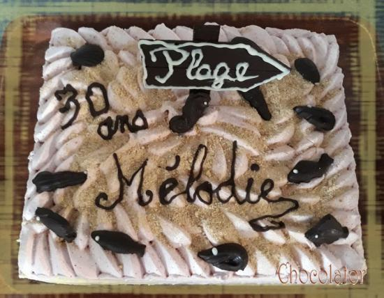 Plage 30 ans melodie